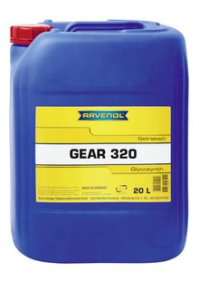 RAVENOL Getriebeoel Glycosynth Gear 320