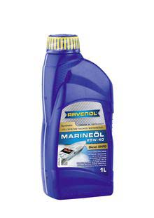 RAVENOL MARINEOIL SHPD 25W-40 synthetic